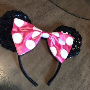 New Minnie Mouse ears